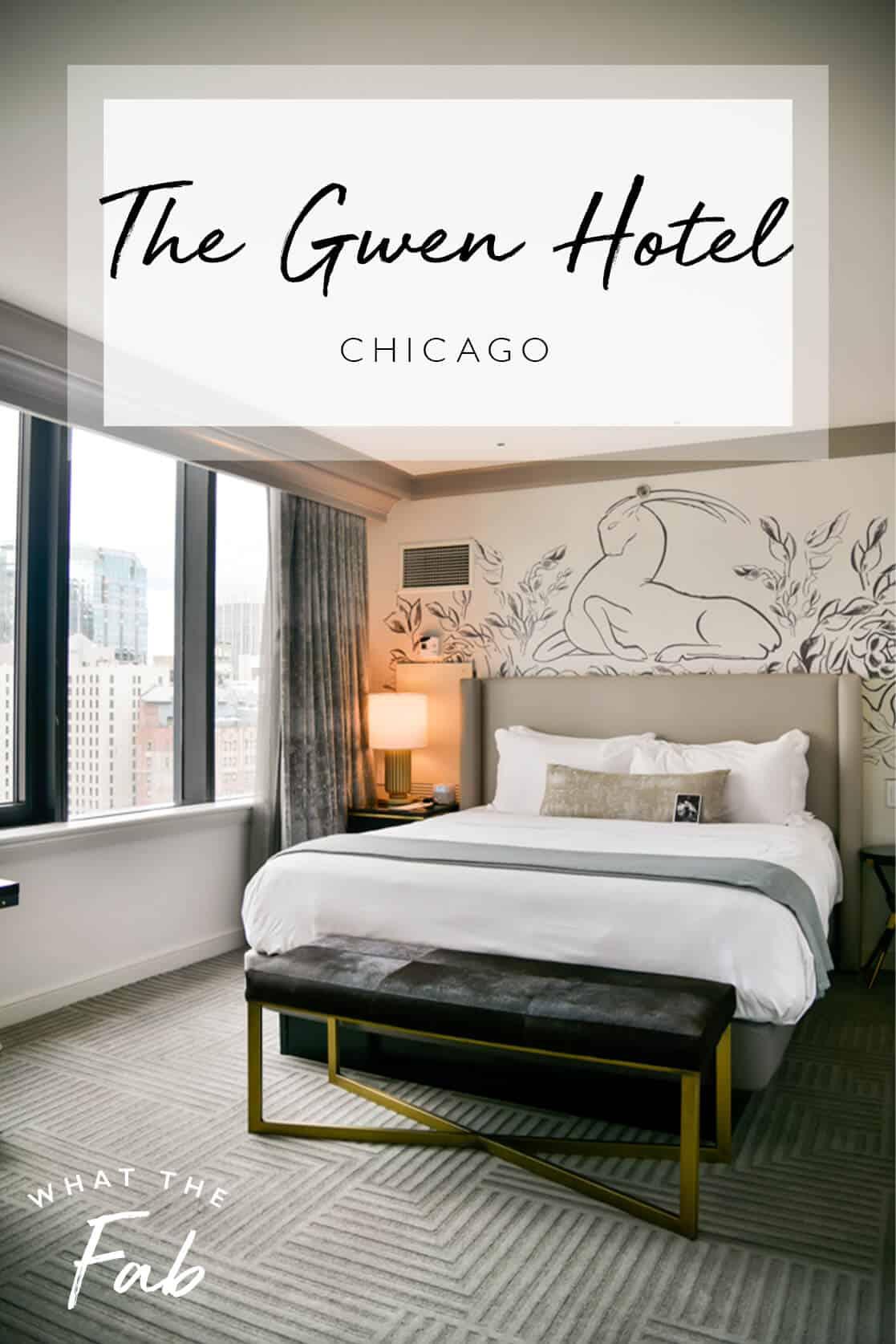 Gwen Hotel Chicago