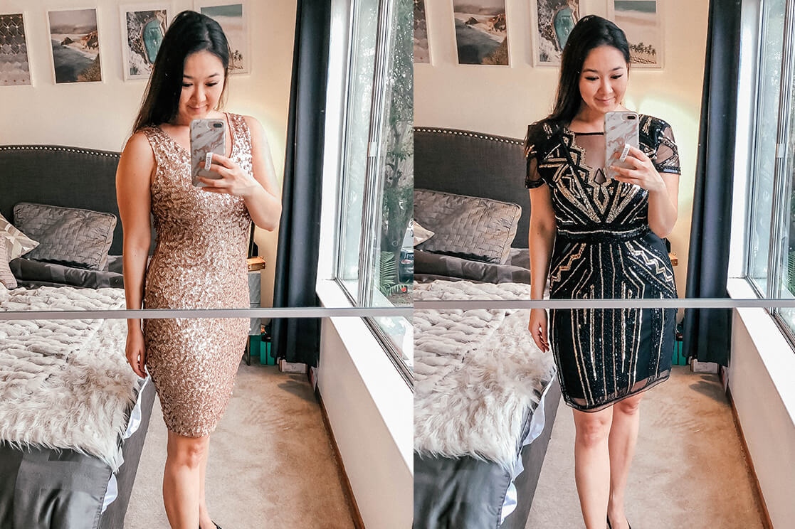 6 Cheap New Years Dresses on Amazon