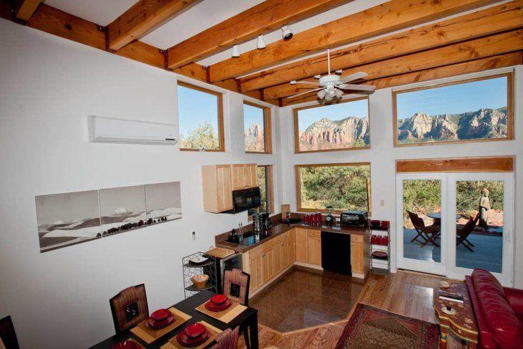 11. Sedona House with Panoramic Views