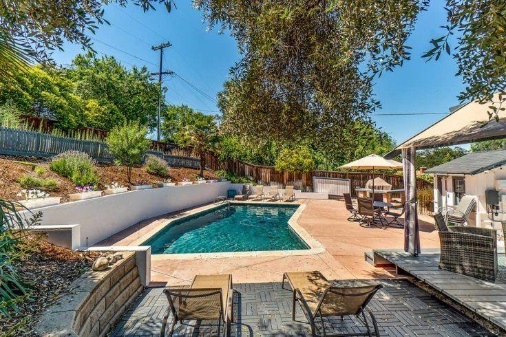 10. House with Fabulous Backyard