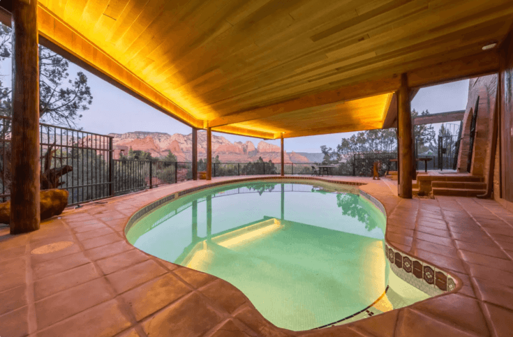1. Stunning Studio Loft with Pool