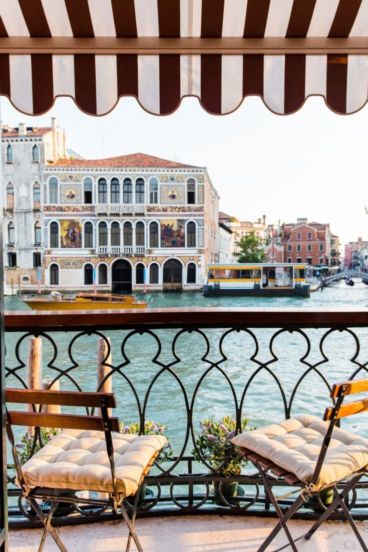 6. Apartment on the Grand Canal