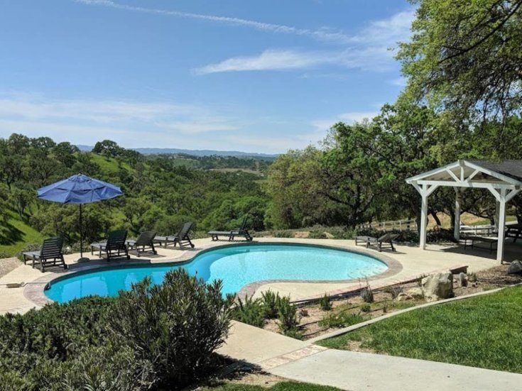 8. Luxury Hilltop Estate with Pool