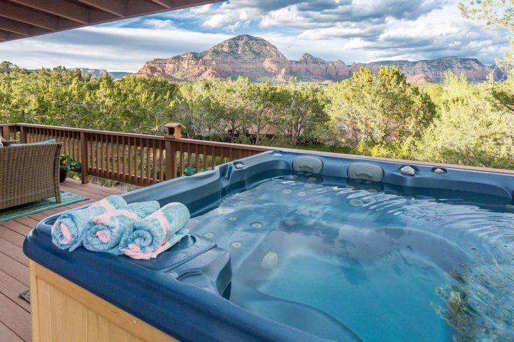 12. Bella Vista House - Hot Tub and Views