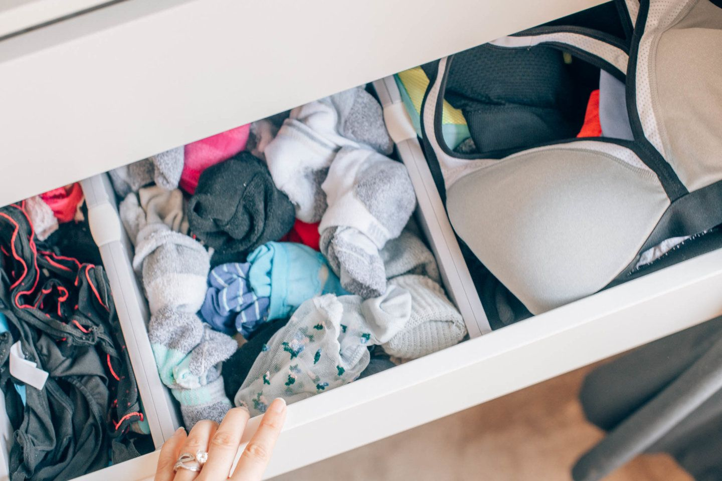 IKEA PAX Wardrobe Closet Review by popular San Francisco lifestyle blogger What The Fab
