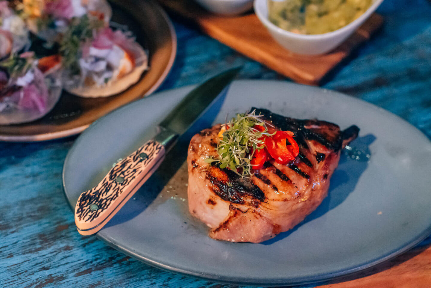 Best restaurants in Paso Robles, by travel blogger What The Fab
