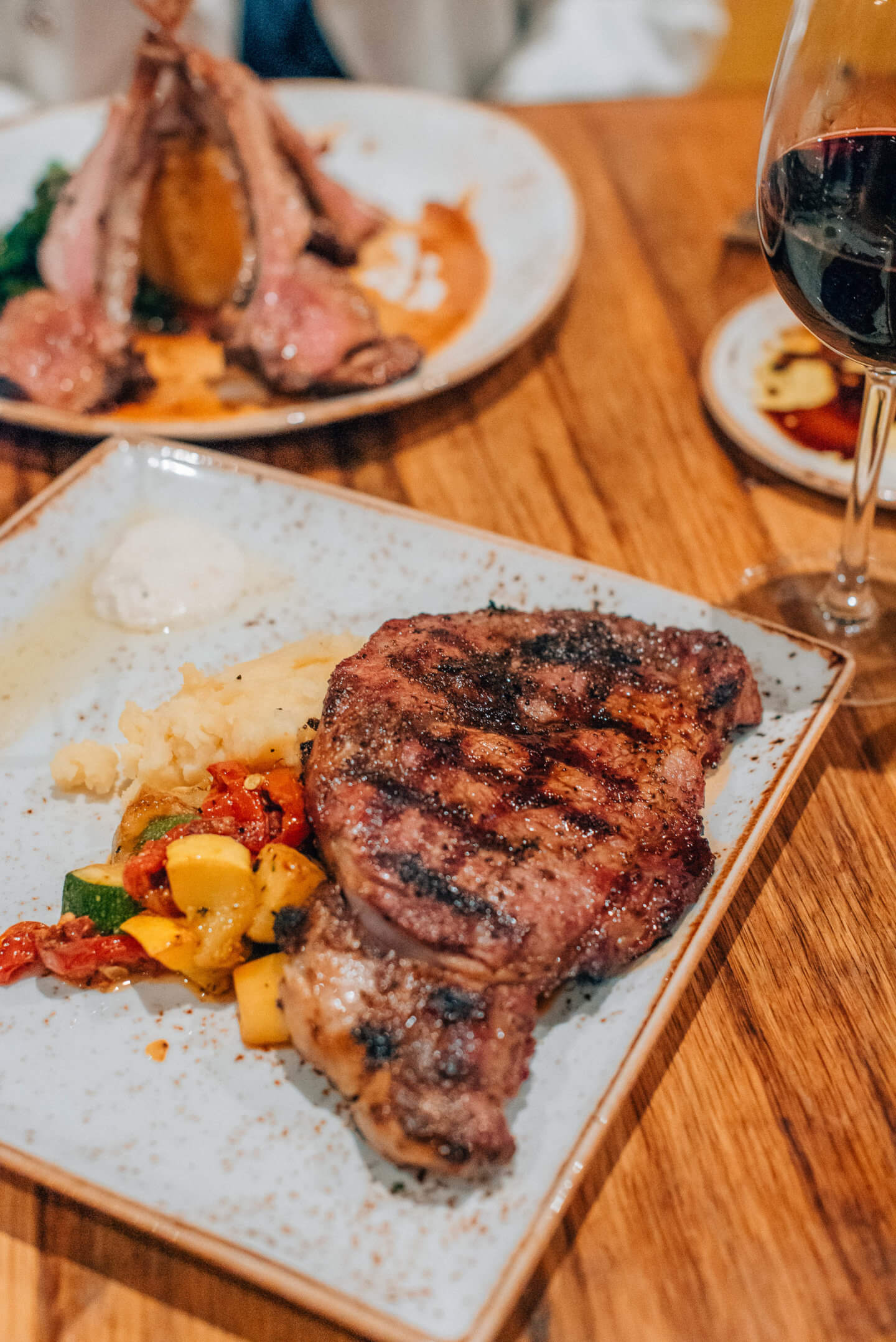 The best restaurants in Paso Robles, by travel blogger What The Fab