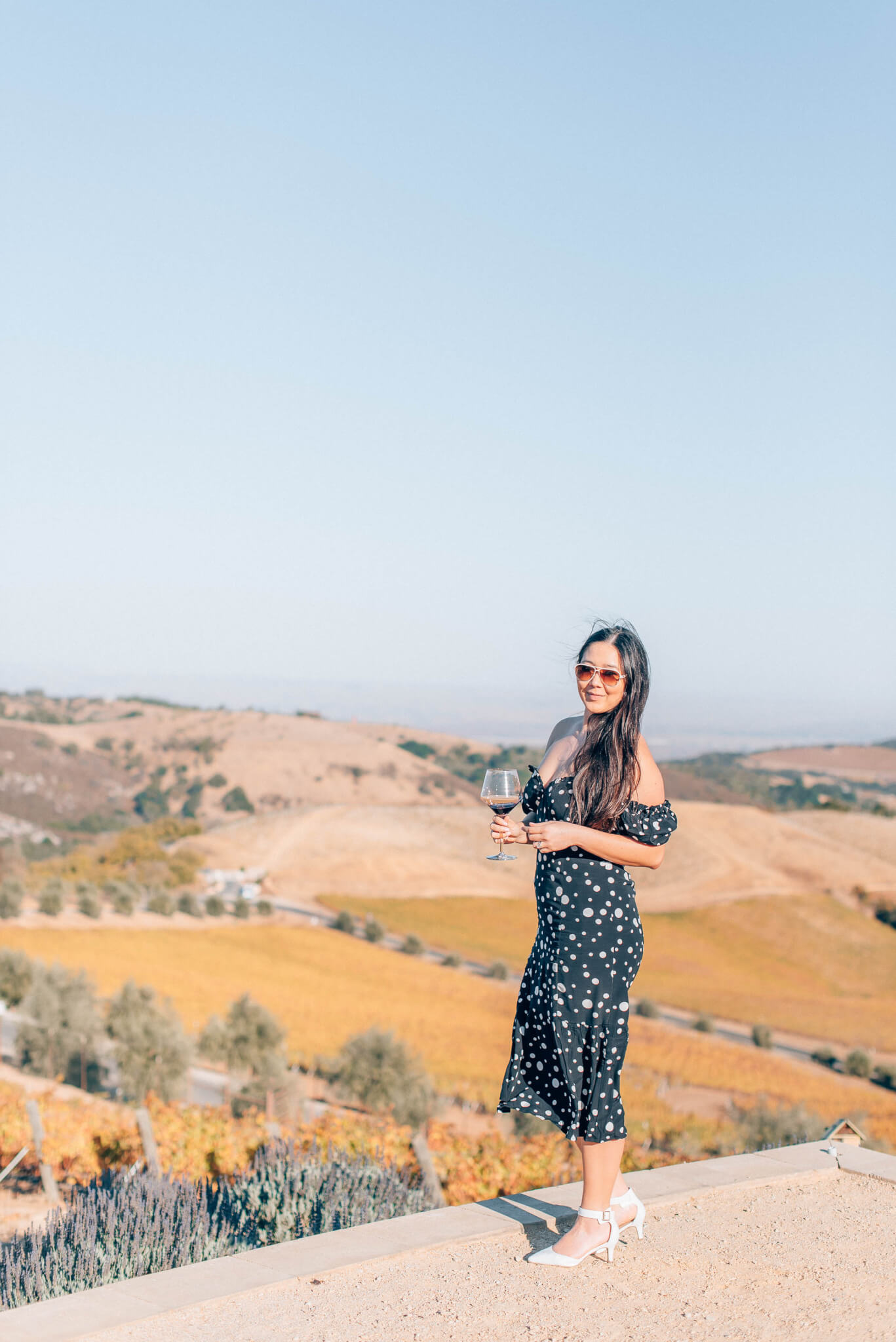 Best wineries in Paso Robles, by travel blogger What The Fab