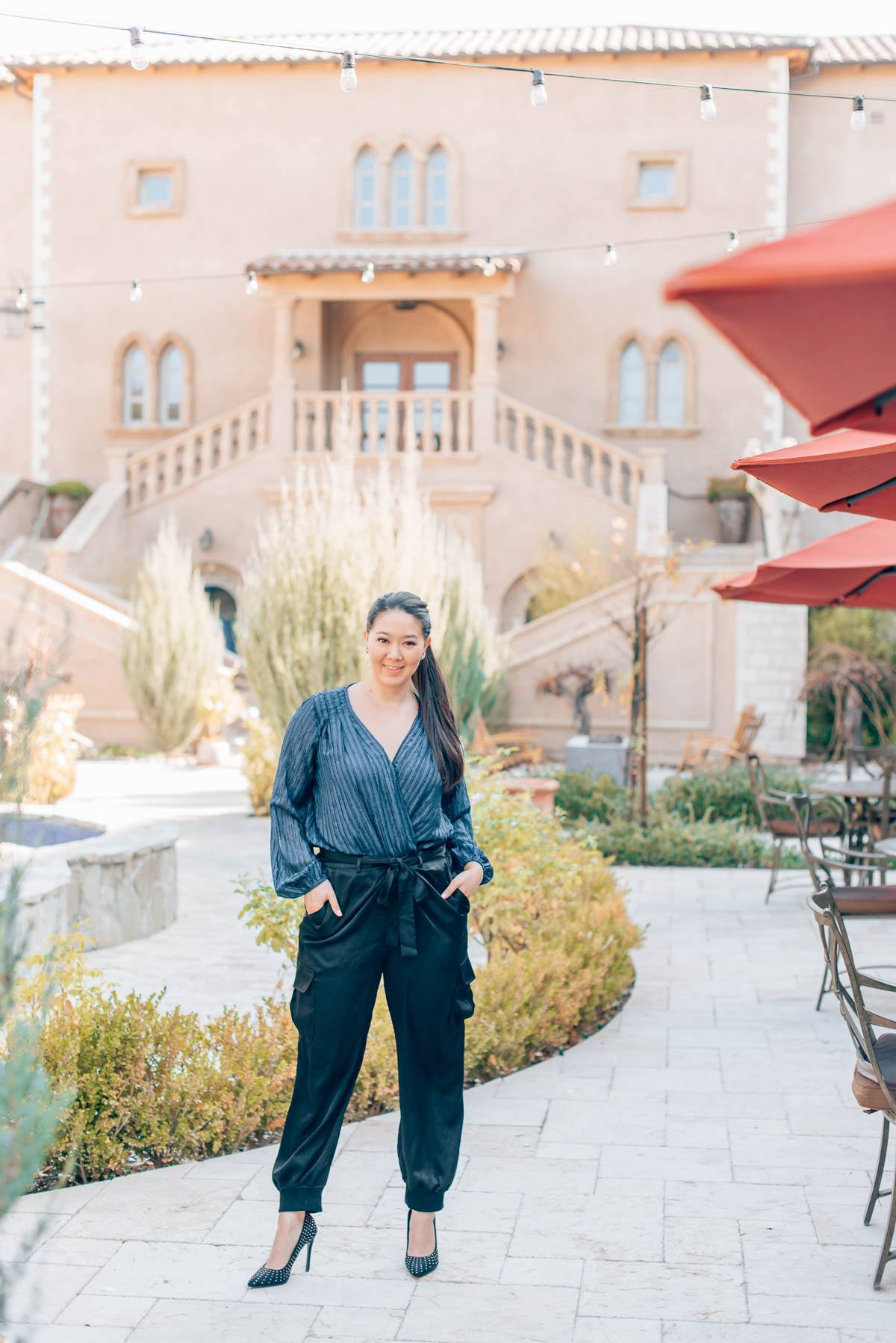 Allegretto Paso Robles hotel review by travel blogger What The Fab