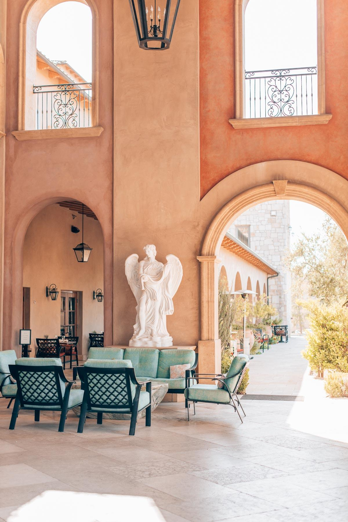 Allegretto Paso Robles hotel review, by travel blogger What The Fab