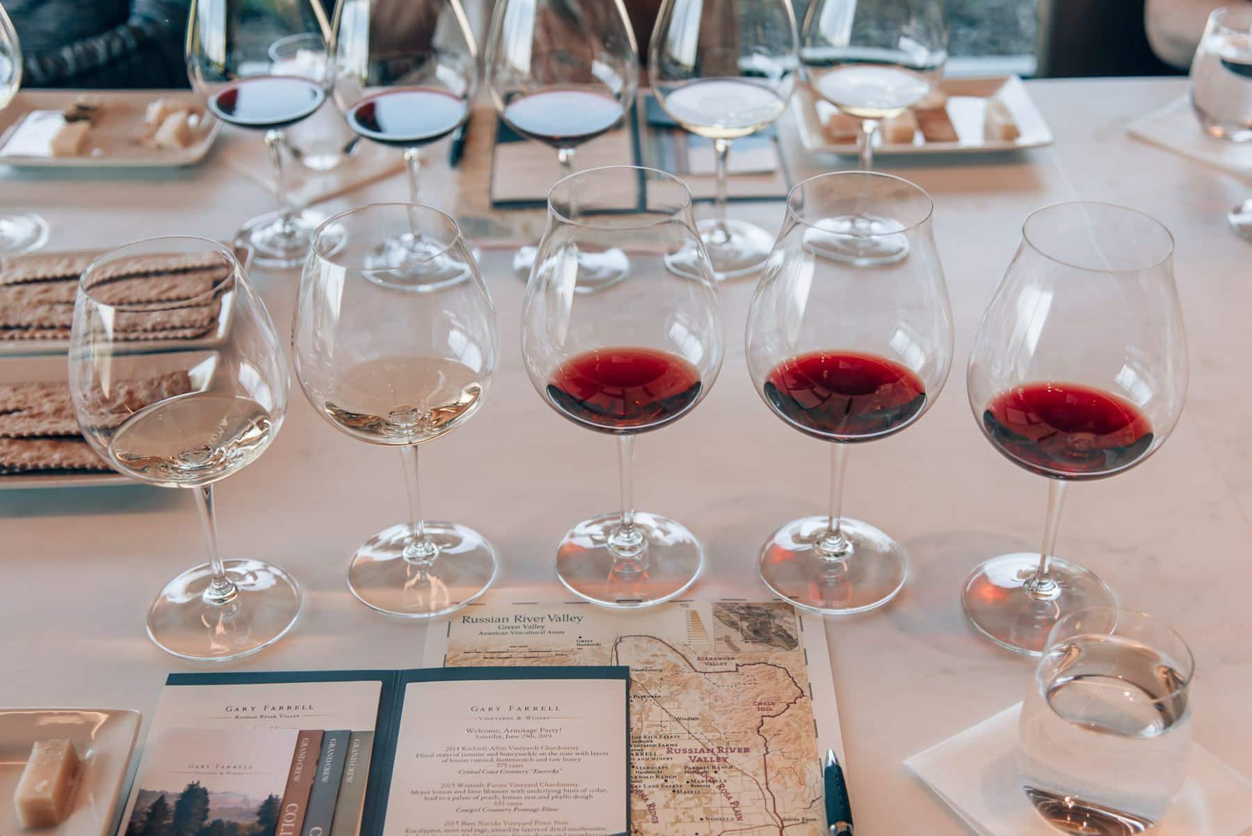 The Best Wineries in Healdsburg