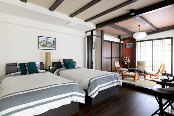 4. Elegant Apartment in central Shibuya