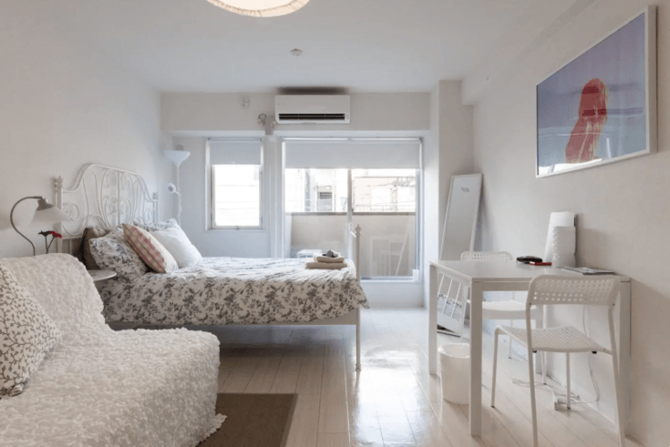 1. Cute apartment close to Shibuya Station