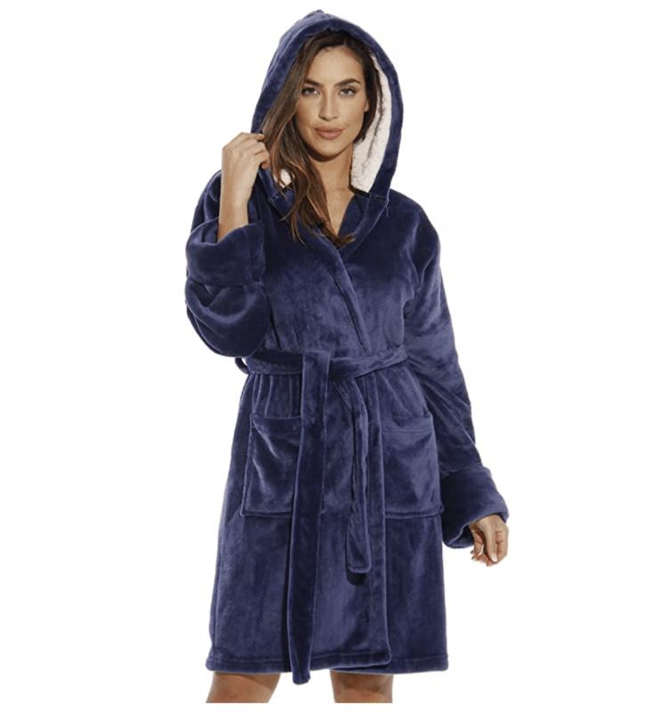 A Cozy Robe