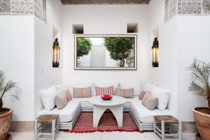 5. beautifully renovated old riad