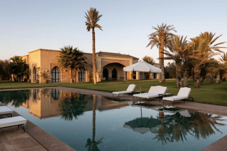 6. stunning marrakech villa