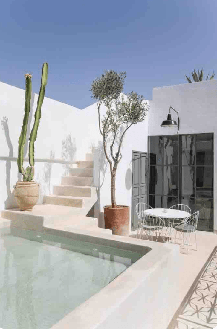 Airbnb Marrakech, by Travel Blogger What The Fab