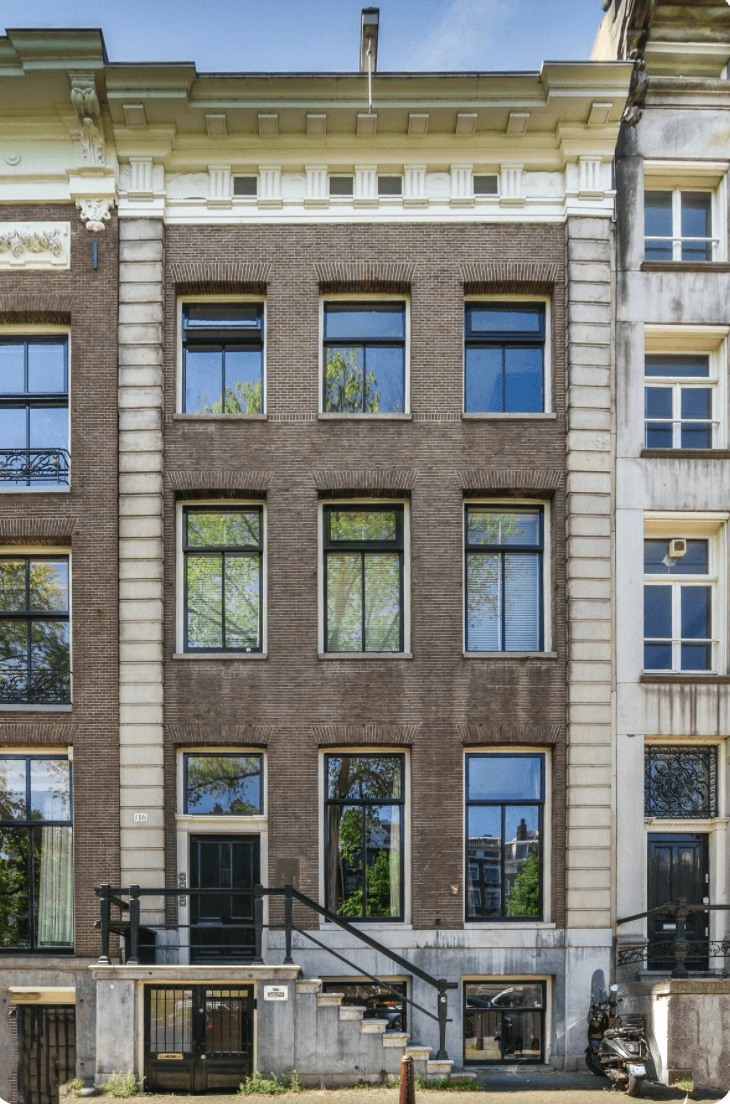 Airbnbs in Amsterdam, by Travel Blogger What The Fab