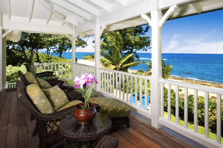 6. Heavenly Holo Makani Beach House