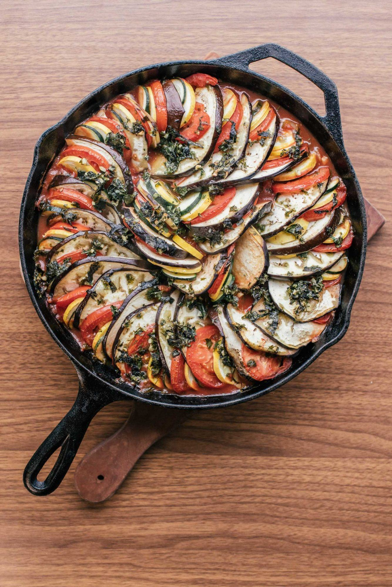 Parisian recipes, by blogger What The Fab