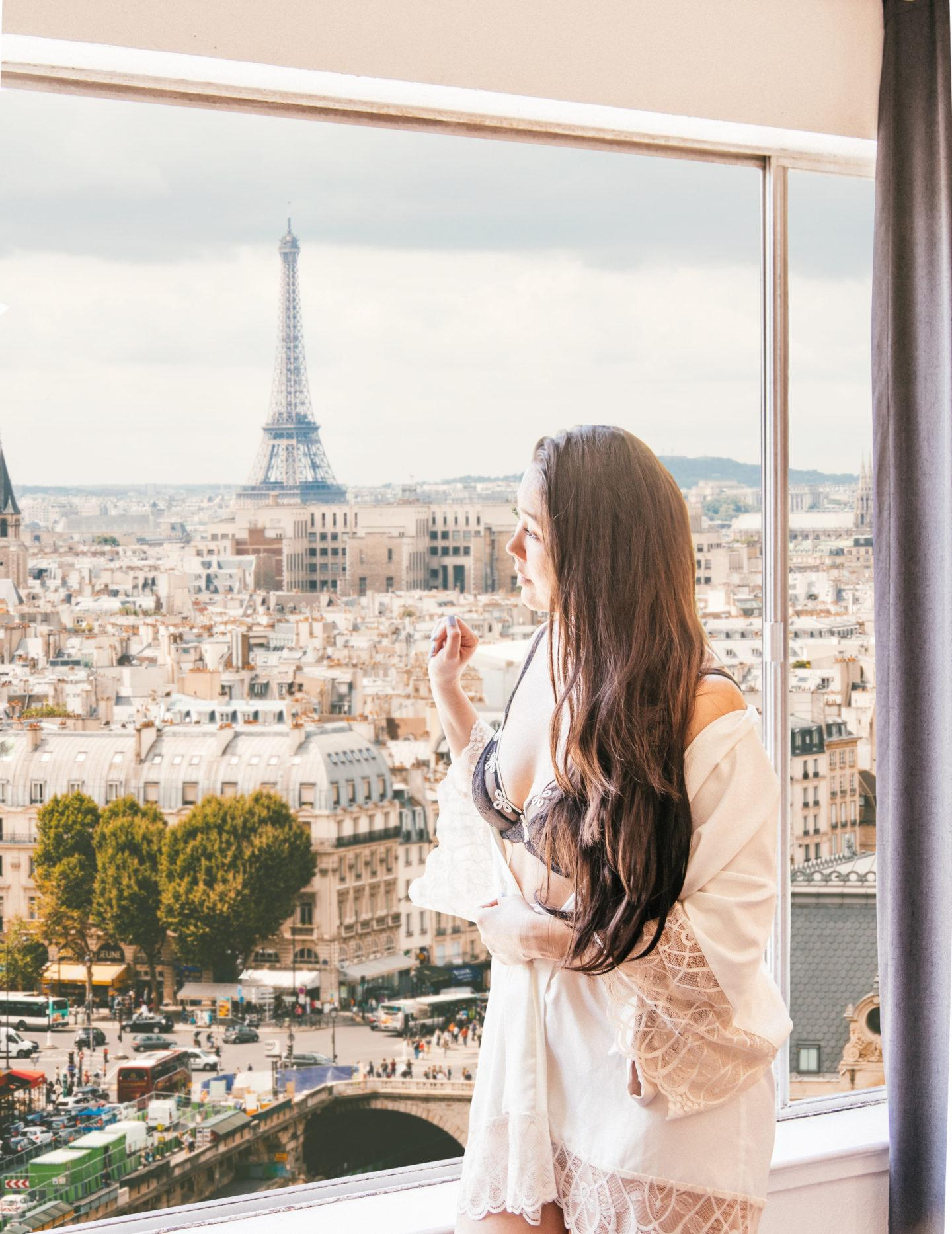 Parisian recipes, by travel blogger What The Fab