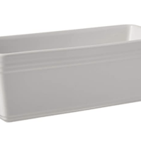 REVOL 612411 C791 Terrine for Galantine Without Lid French Classique, 40.5 oz, White