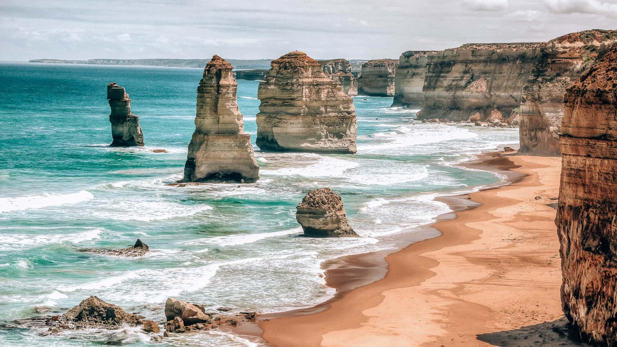 Epic Three Week Australia Itinerary