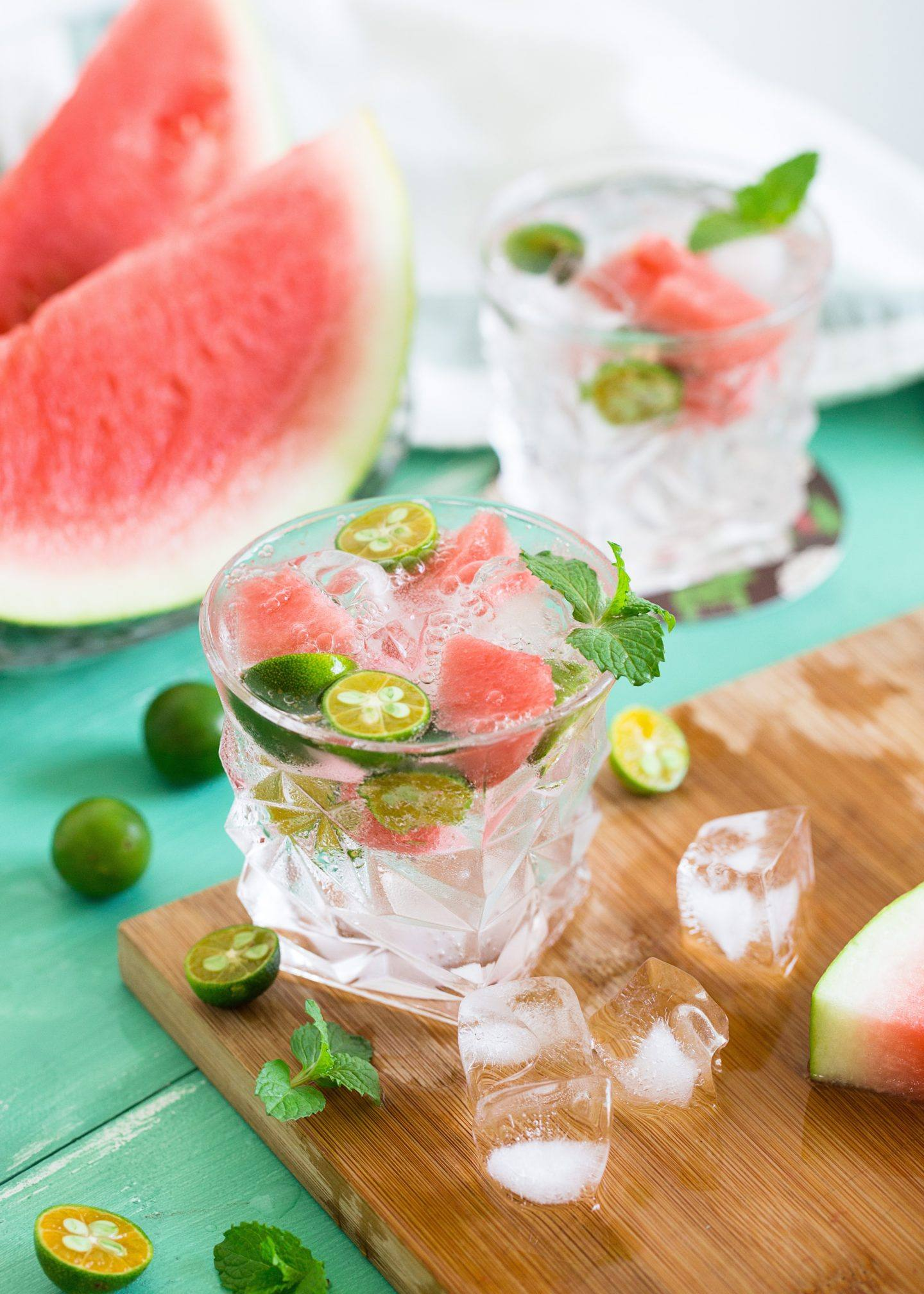 mocktail recipes to make this summer, by lifestyle blogger What The Fab
