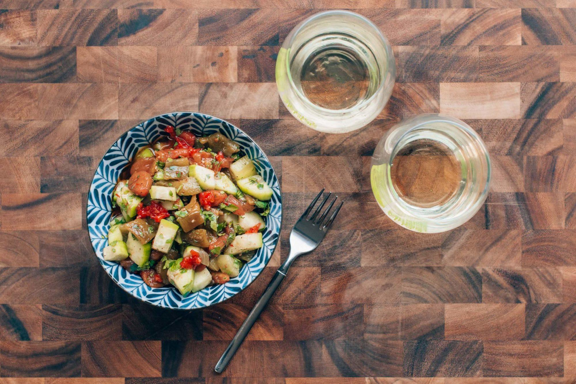 Wanderlust Cooking: Portuguese Recipes + Vinho Verde