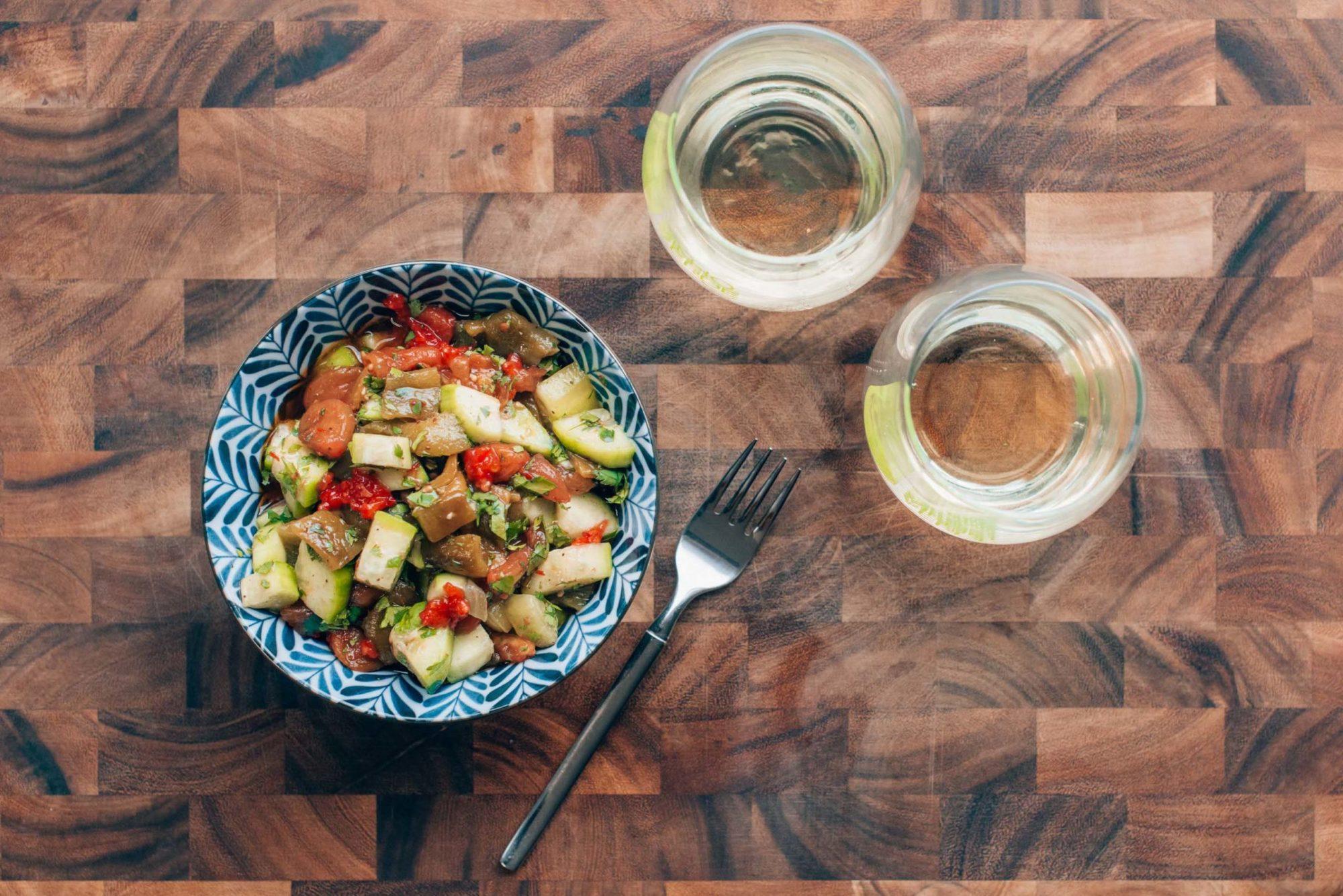 Wanderlust Cooking: Portuguese Recipes + Vinho Verde