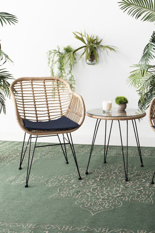 Wayfair outdoor furniture sale picks, by blogger What The Fab