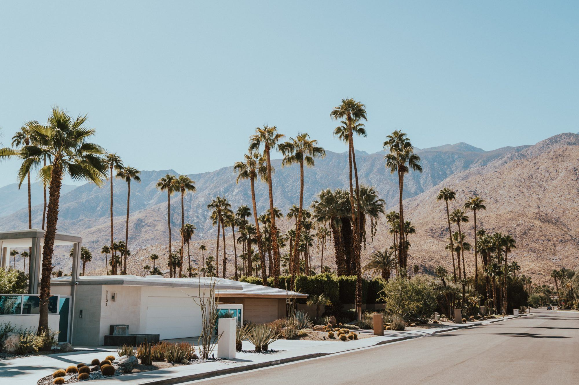 Perfect Palm Springs Itinerary