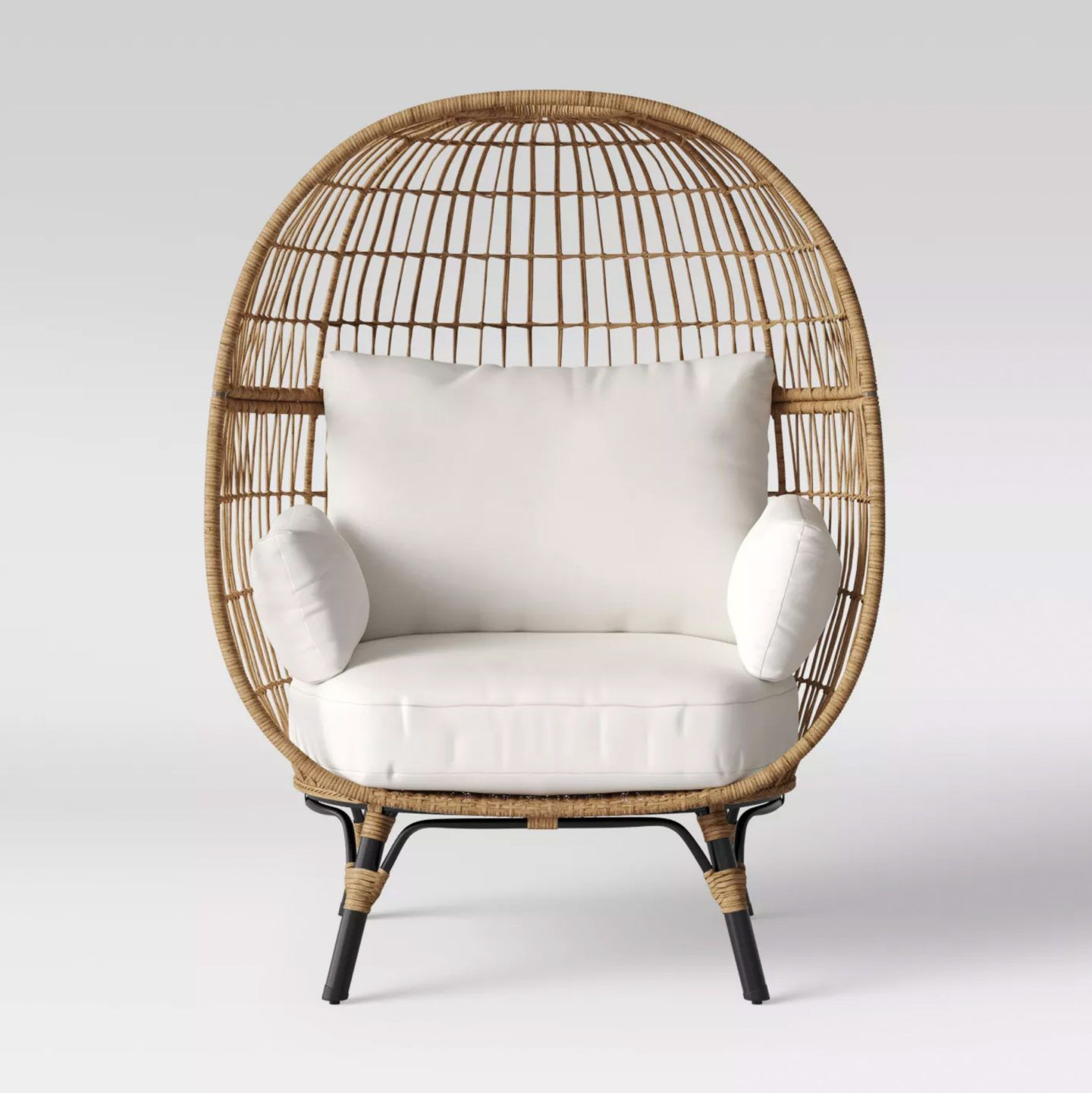 opalhouse egg chair dupes, by lifestyle blogger What The Fab