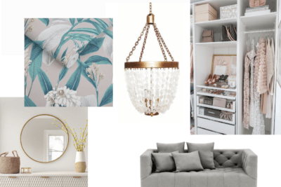 Cloffice Ideas + Mood Board