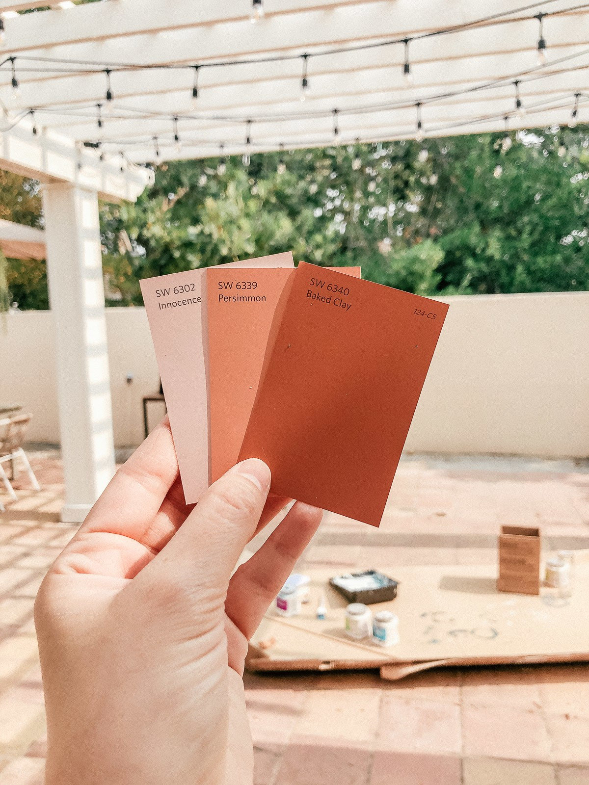 How to make DIY Terracotta Vases, by lifestyle blogger What The Fab