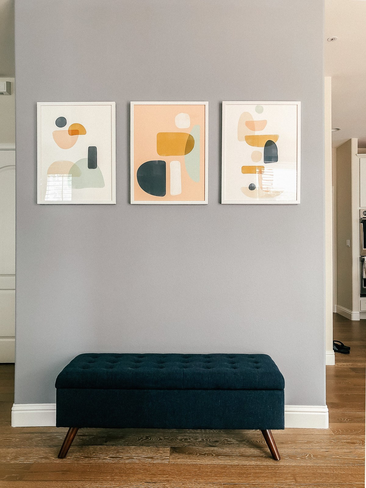 Sherwin-Williams Cityscape paint, by lifestyle blogger What The Fab