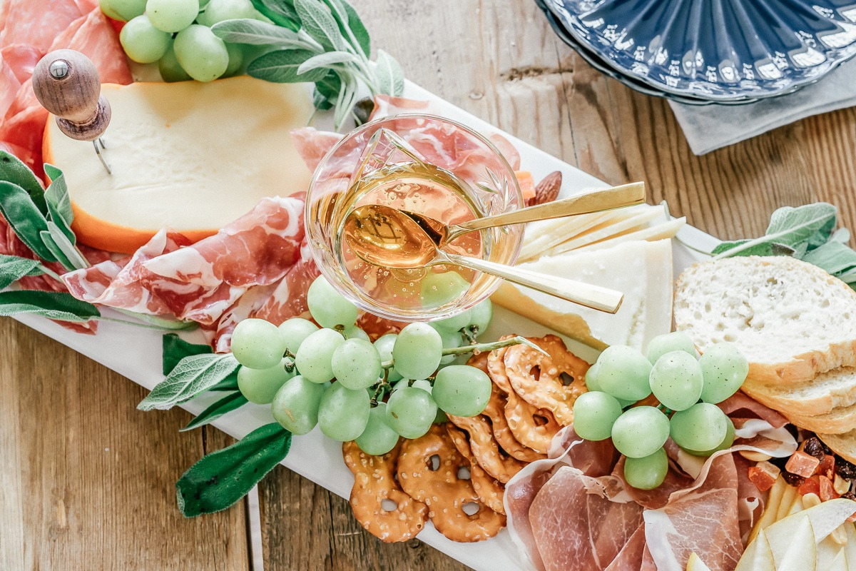 Easy charcuterie board tips, by lifestyle blogger What The Fab