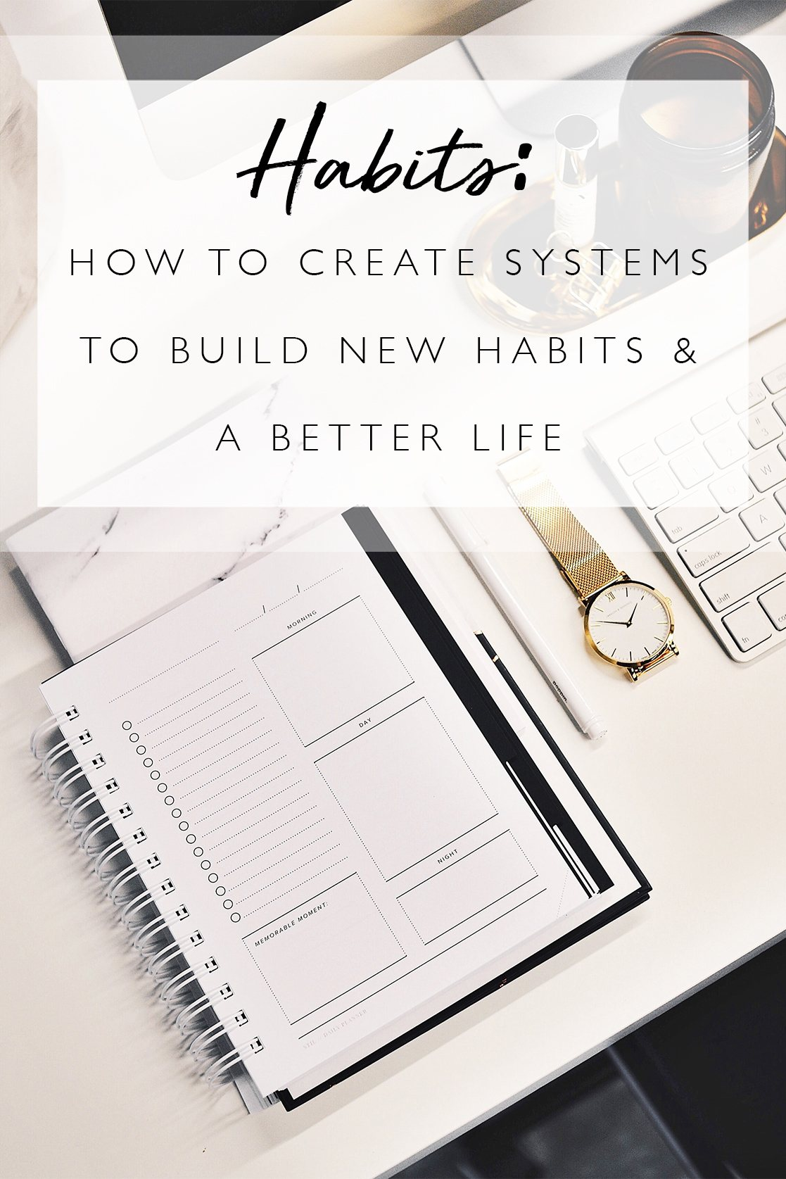Free habit trackers, by lifestyle blogger What The Fab
