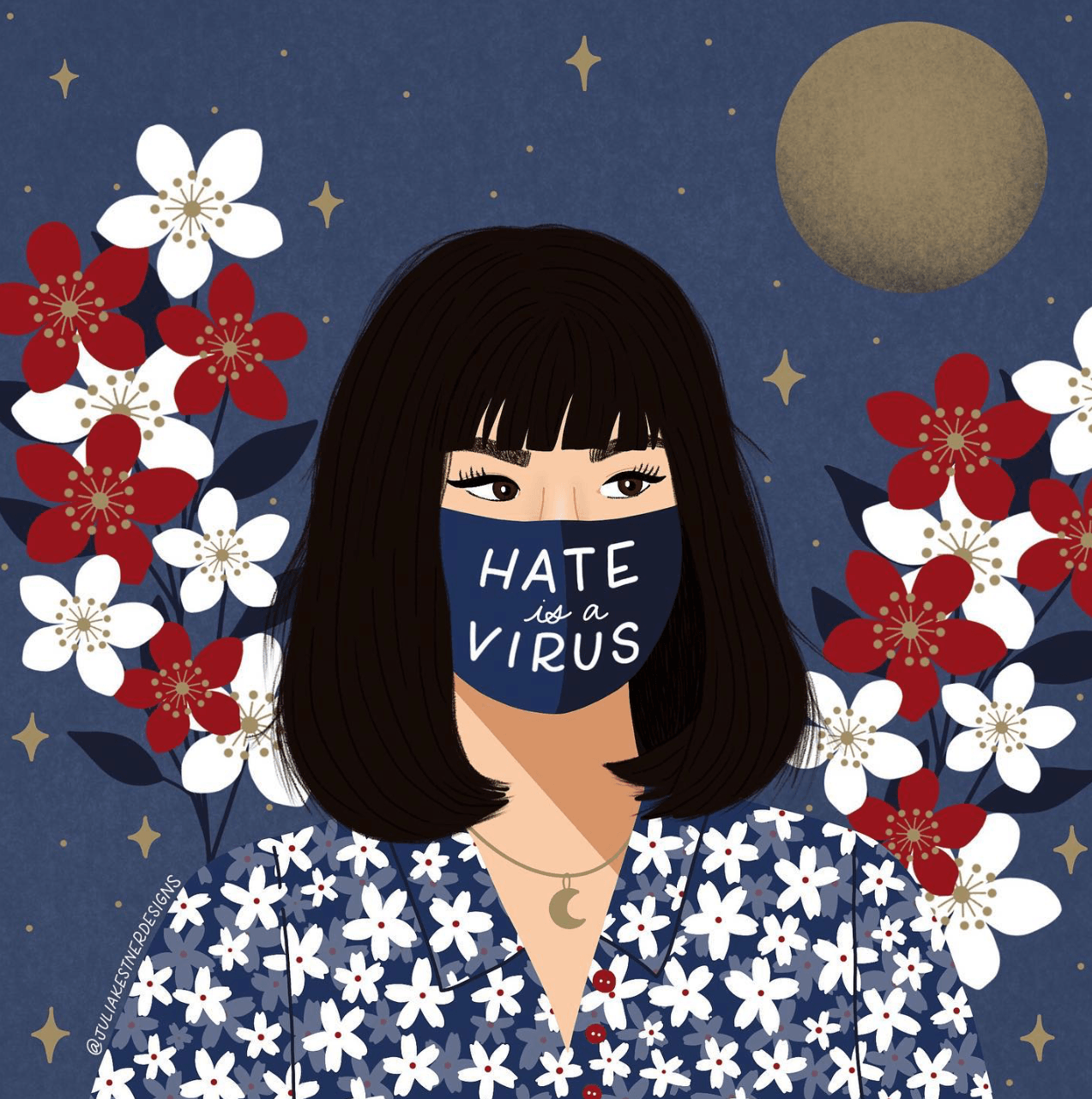 Stop Asian Hate resources, by blogger What The Fab