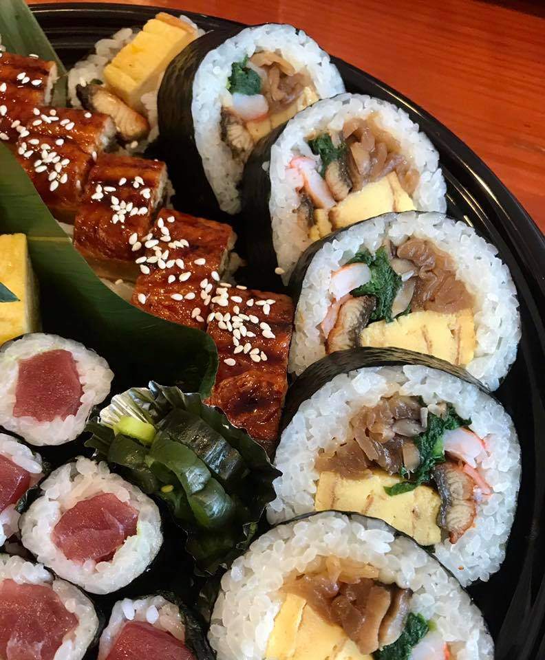 Japanese restaurants in Maui, by travel blogger What The Fab