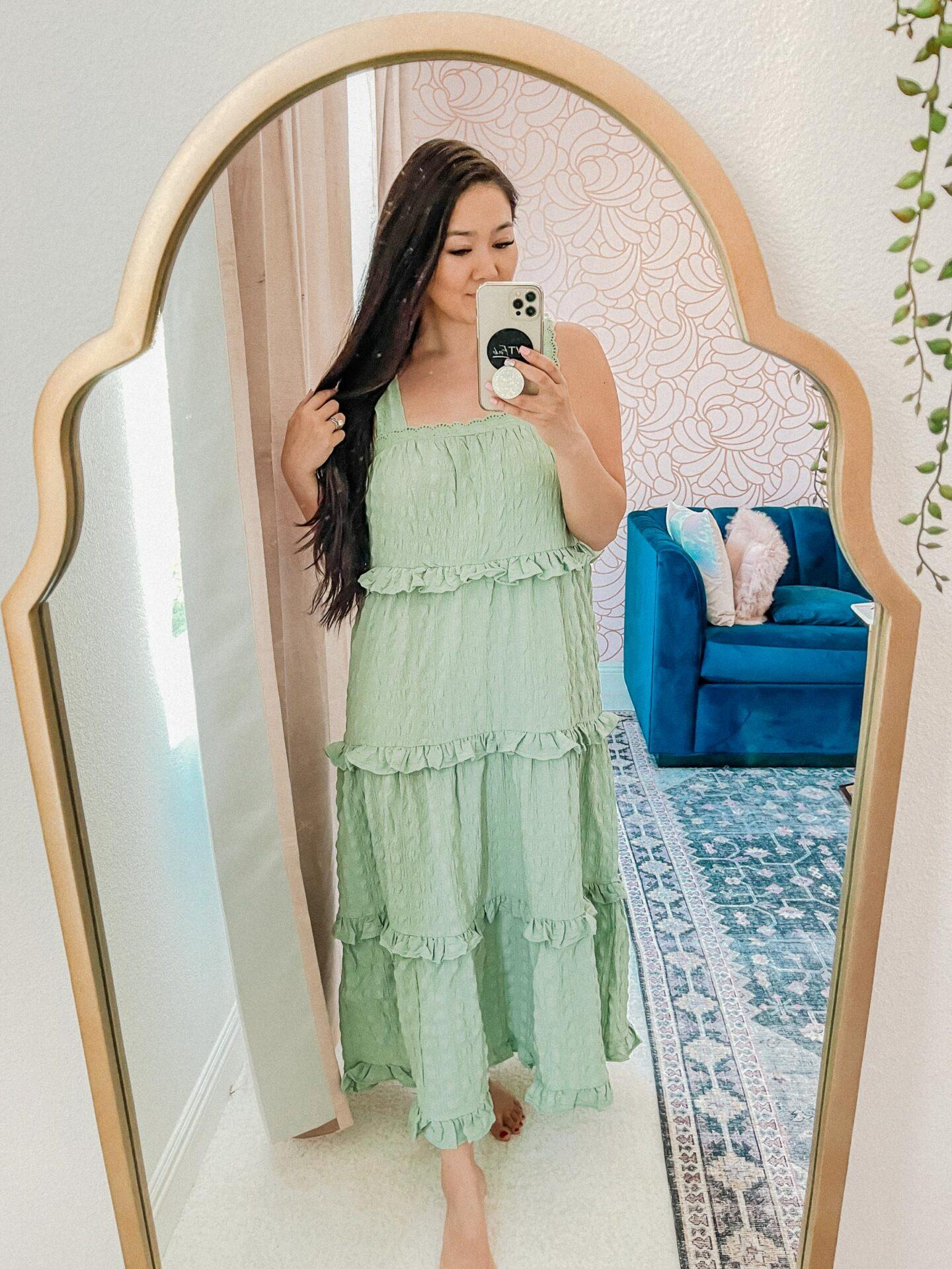 Best Dresses for Spring That Can Easily Transition to Summer, By Blogger What The Fab