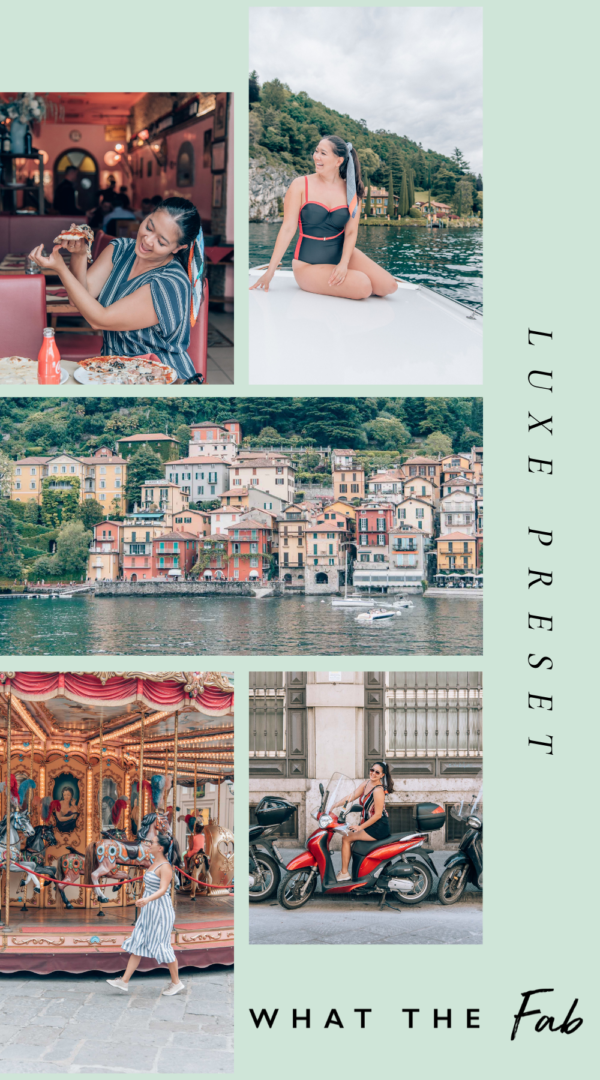 Lightroom Presets, by travel blogger What The Fab