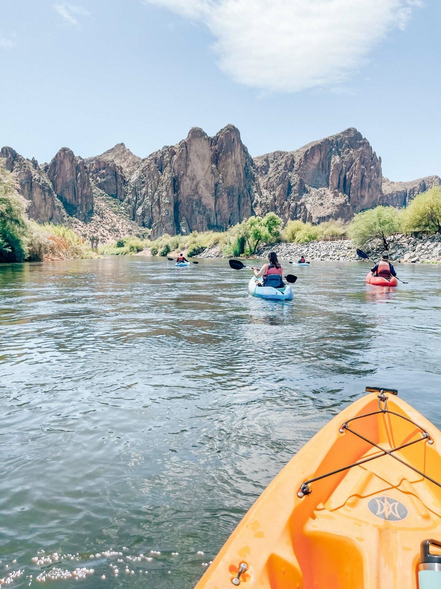 Fun things to do outdoors in Scottsdale, by Travel Blogger What The Fab