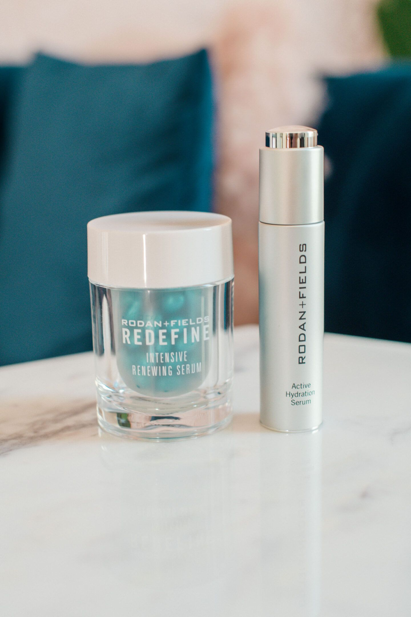 Rodan + Fields active hydration serum review, by Travel Blogger What The Fab