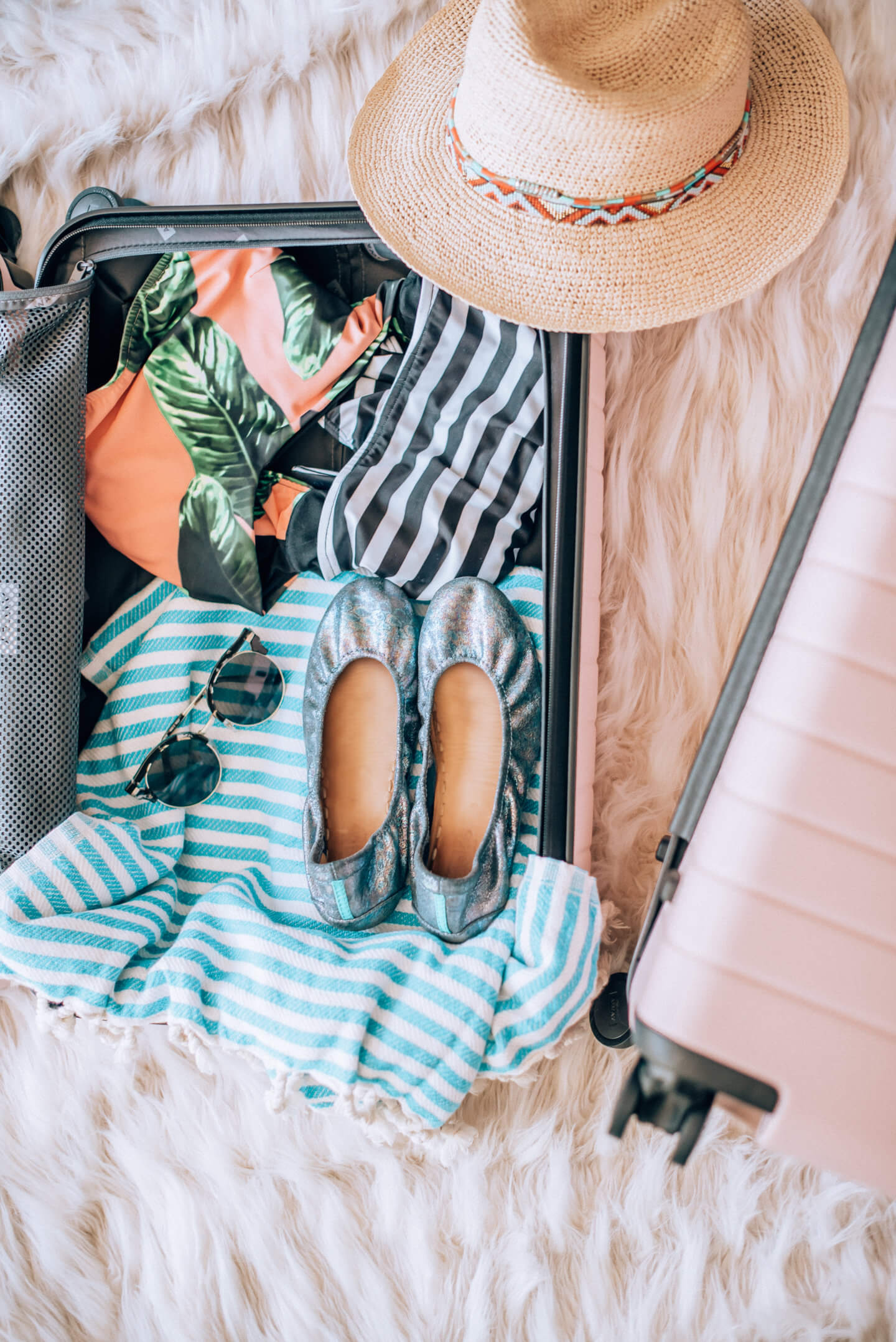 Best Carry on Luggage for Women, by Travel Blogger What The Fab