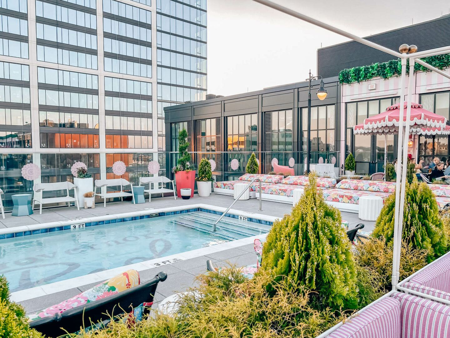 Best Places to Stay in Nashville, by Travel Blogger What The Fab