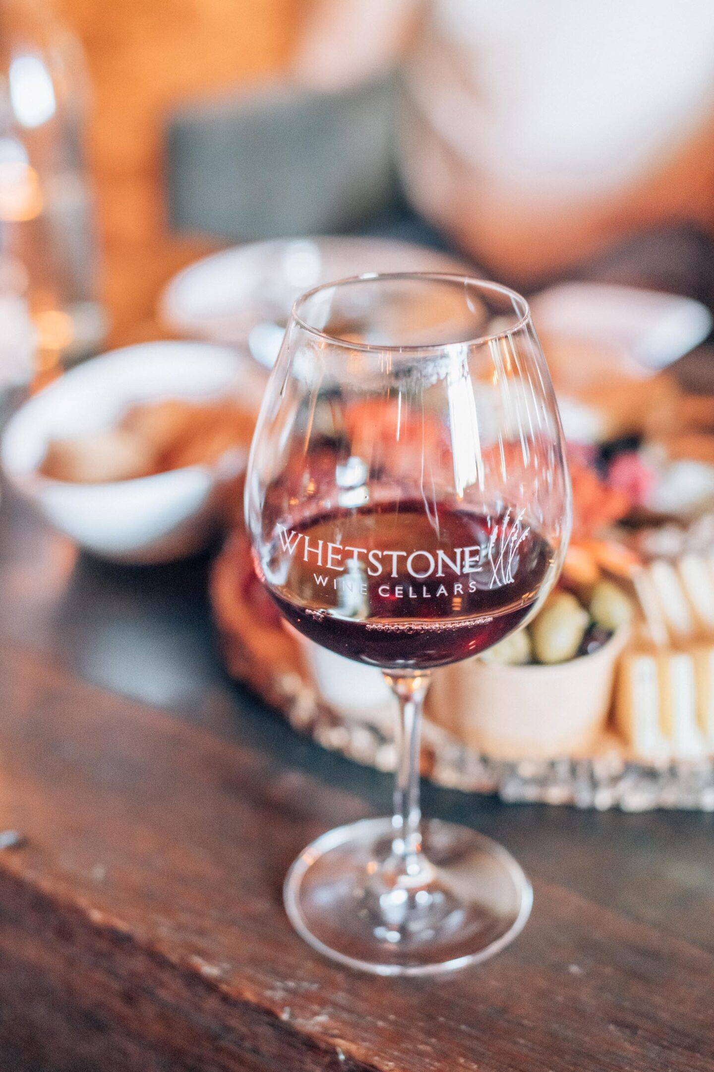 Whetstone wines review, by travel blogger What The Fab