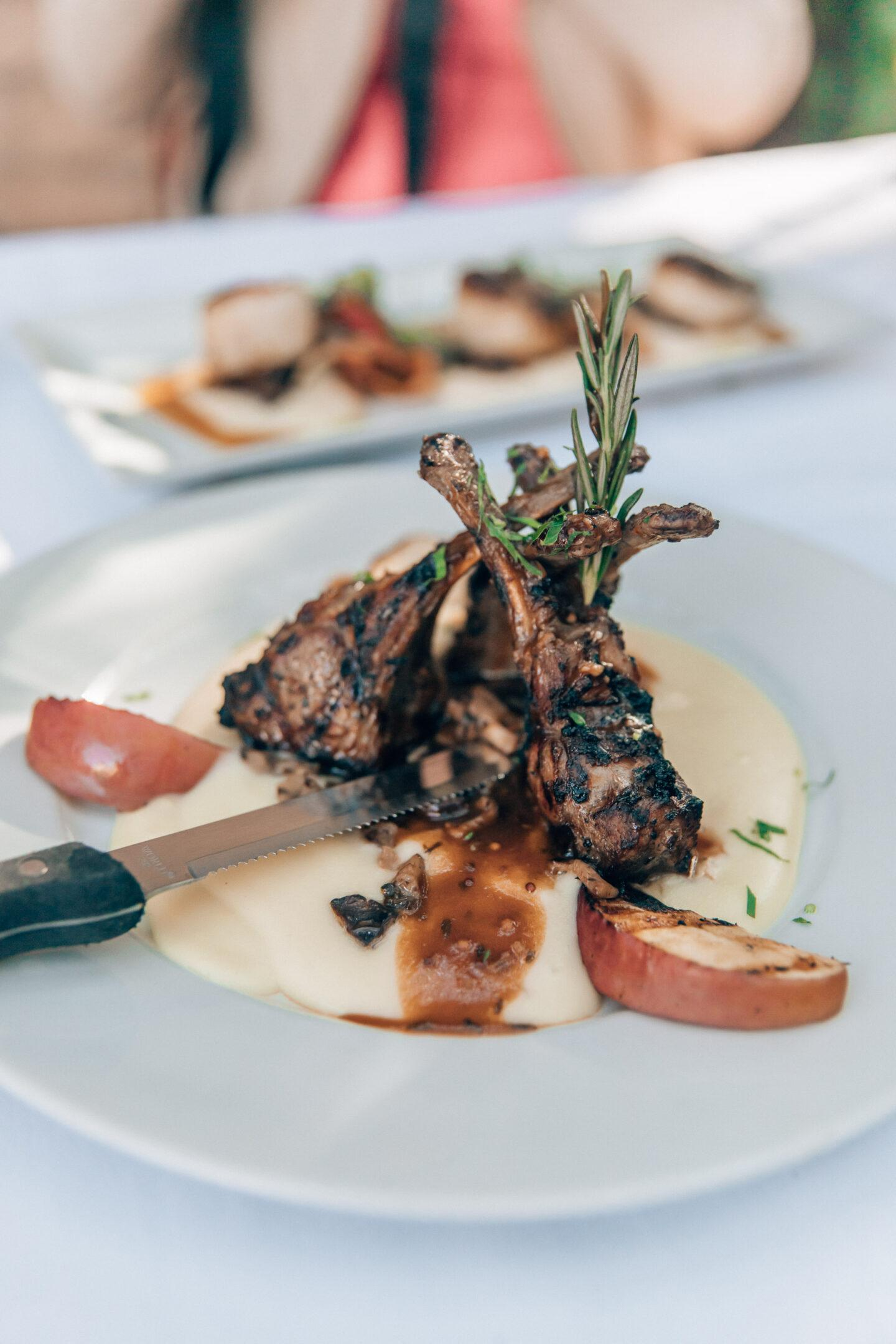 Best restaurants in SLO, by travel blogger What The Fab