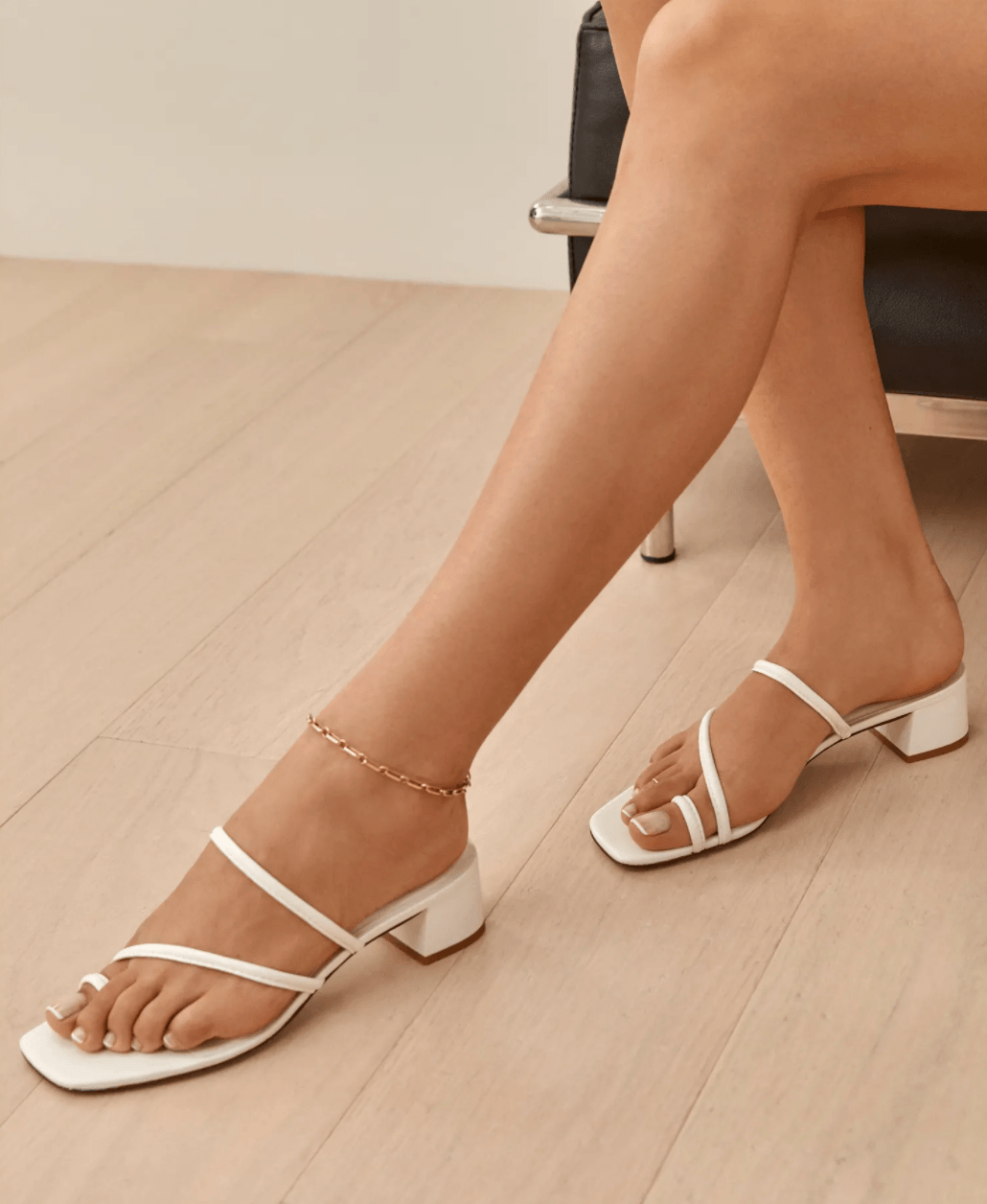 Strappy Heels, by Fashion Blogger What The Fab