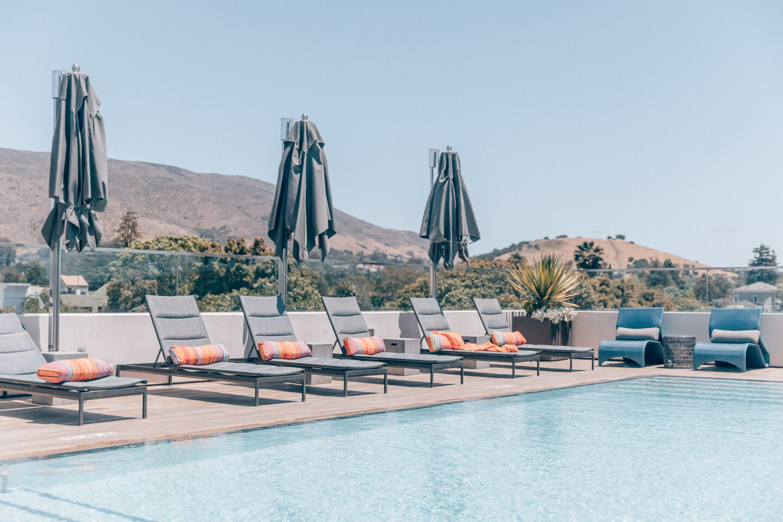 Hotel Cerro San Luis Obispo, by travel blogger What The Fab